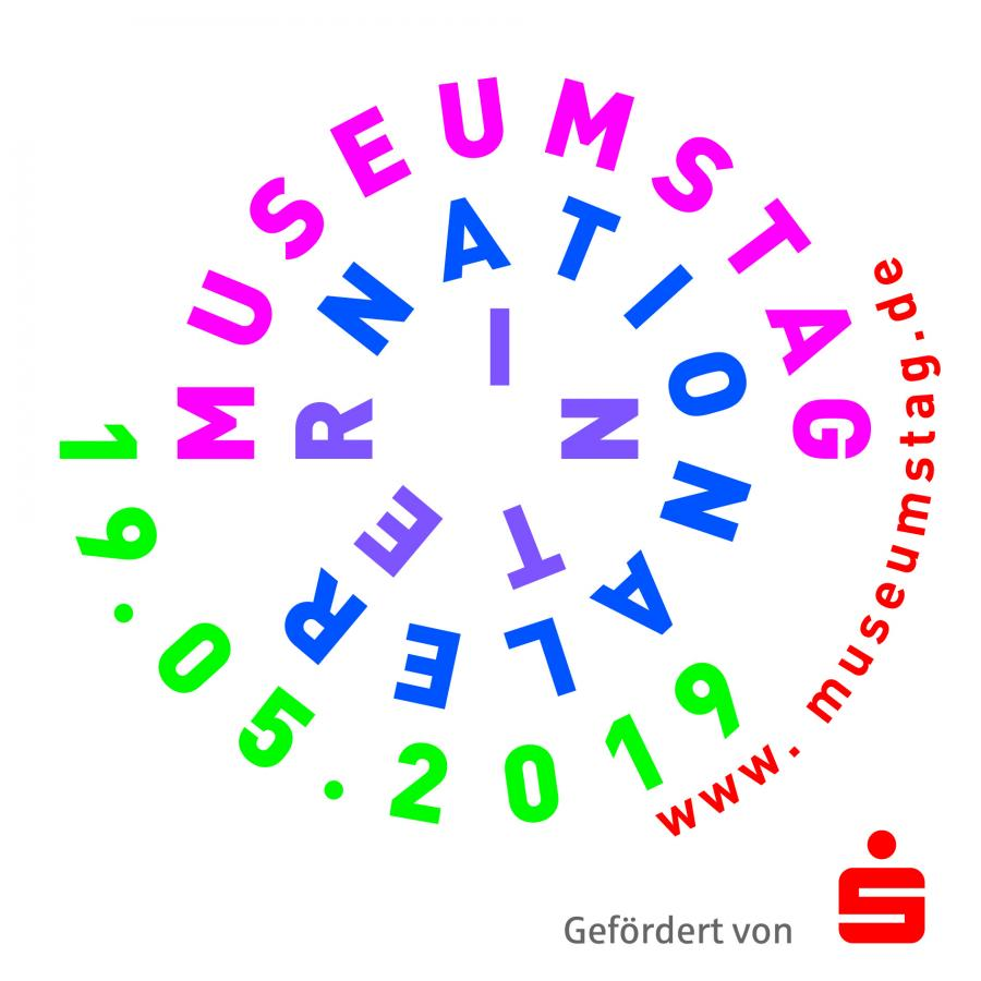 Internationaler Museumstag 2019 Logo
