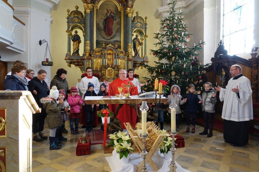 Weihnachten Blaibach 2018 5