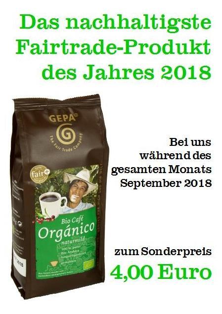 Organico-Sonderpreis