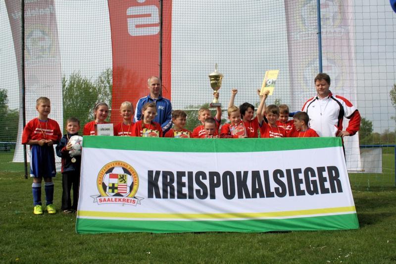 Kreispokalsieger F-Junioren