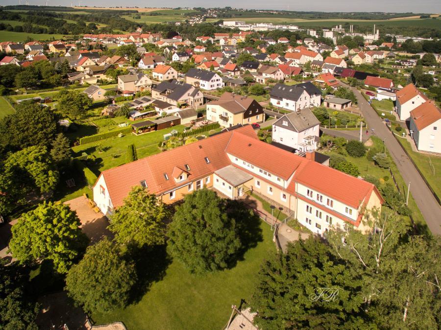 Kinderland Weißenborn... von oben