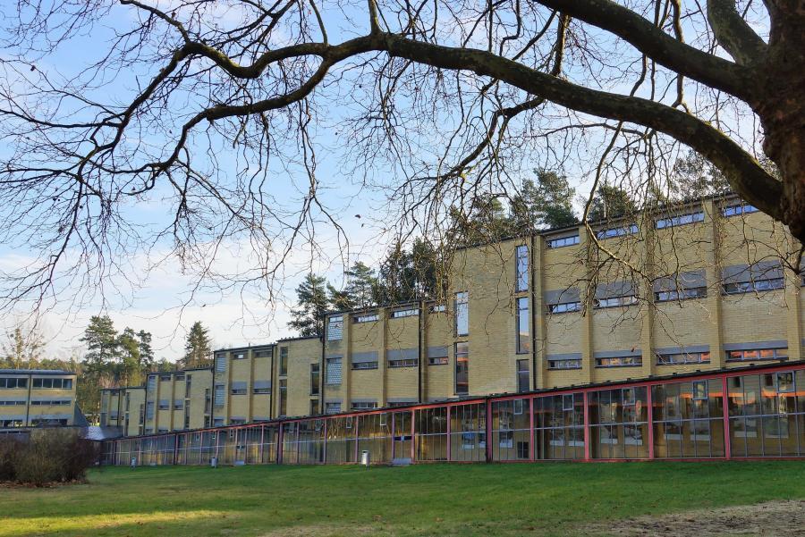 Bernau_Bauhaus: Foto: M. Galler