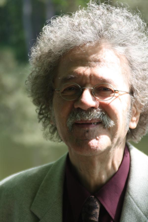 Professor Christian Elsas; Fotograf: Gottfried Heinrich