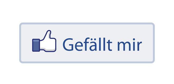 Facebook Gefällt mir