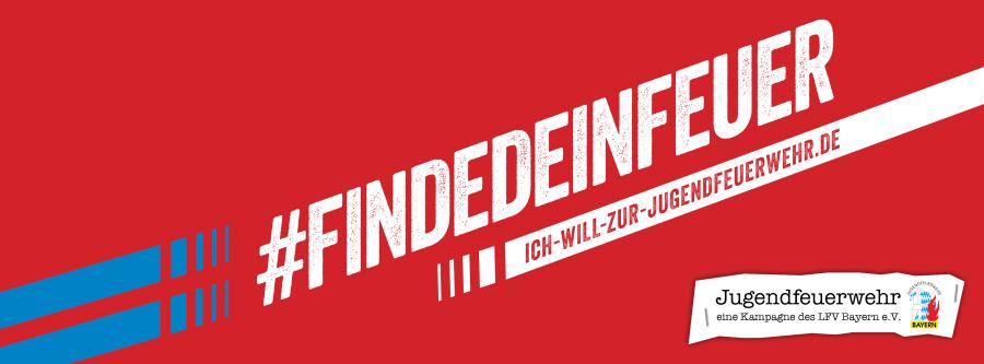Banner - #FindedeinFeuer