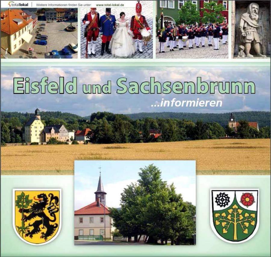 Informationsbroschüre Eisfeld