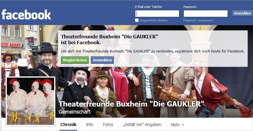 facebook DieGgaukler Buxheim