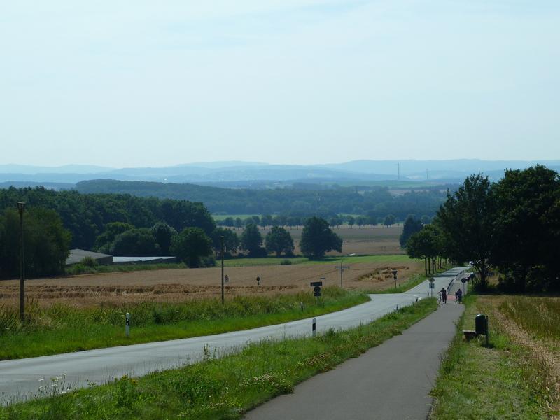 Fahrradwege | © B. Heinekamp, Kreis Unna