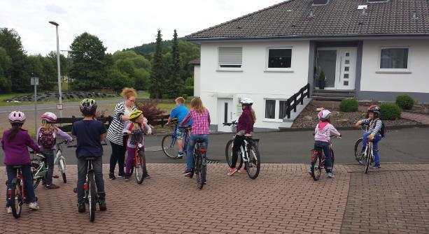 Fahrradtour von Rohrbach nach Friedlos 2