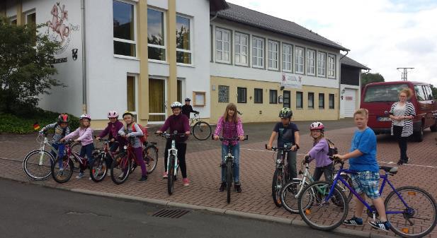 Fahrradtour von Rohrbach nach Friedlos 3