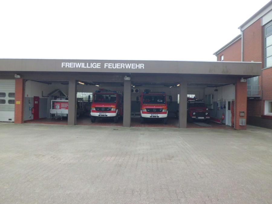 Fahrzeughalle - 2014