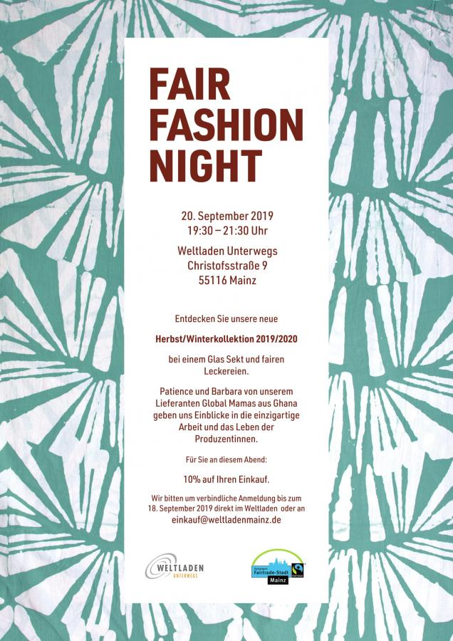 Fair Fashion Night