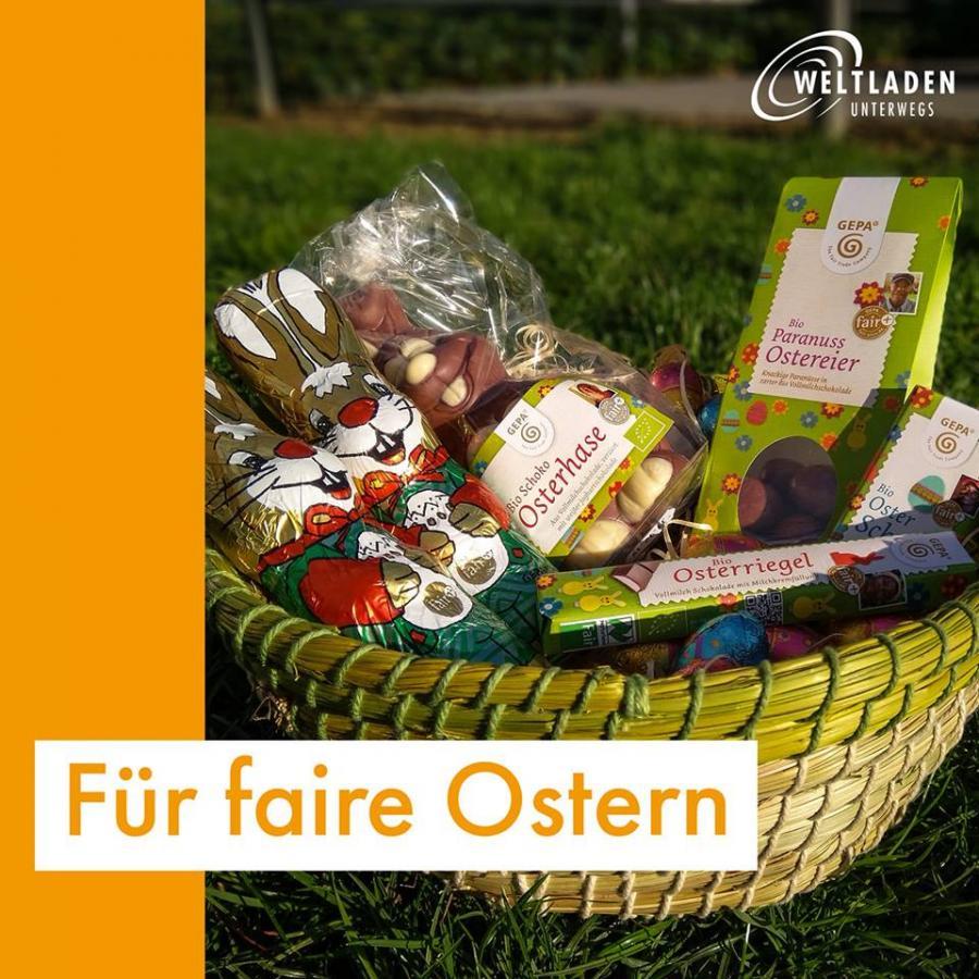 Faire Ostern