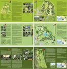 Faltblätter Parks