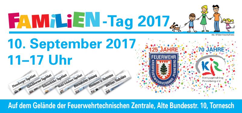 Familientag 2017 Kreisfeuerwehrverband Pinneberg