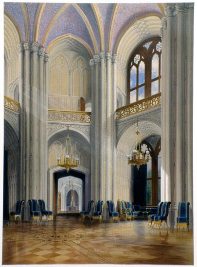 Schloss Babelsberg Tanzsaal