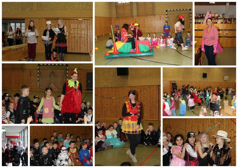 Fasching Collage