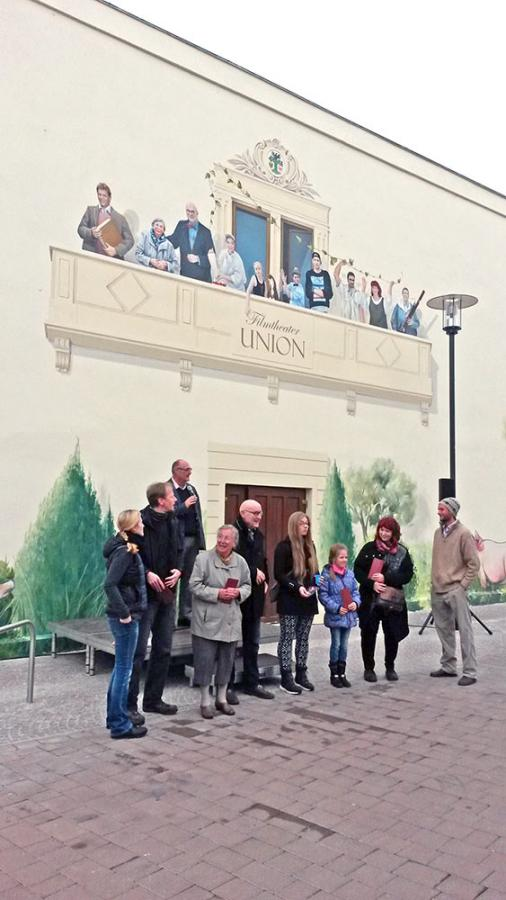 Fassade Filmtheater Union