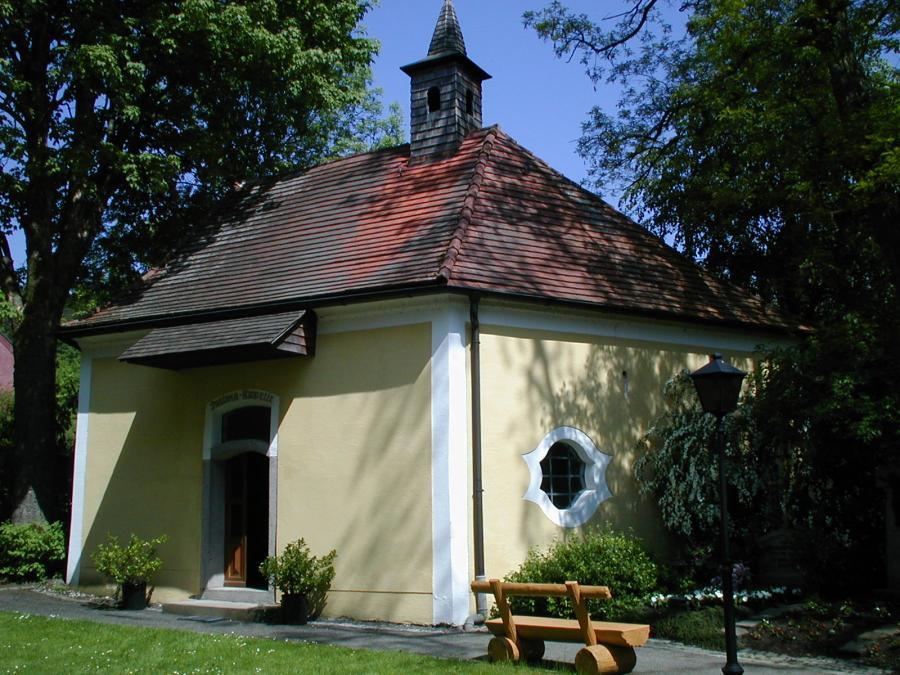 Fatimakapelle außen