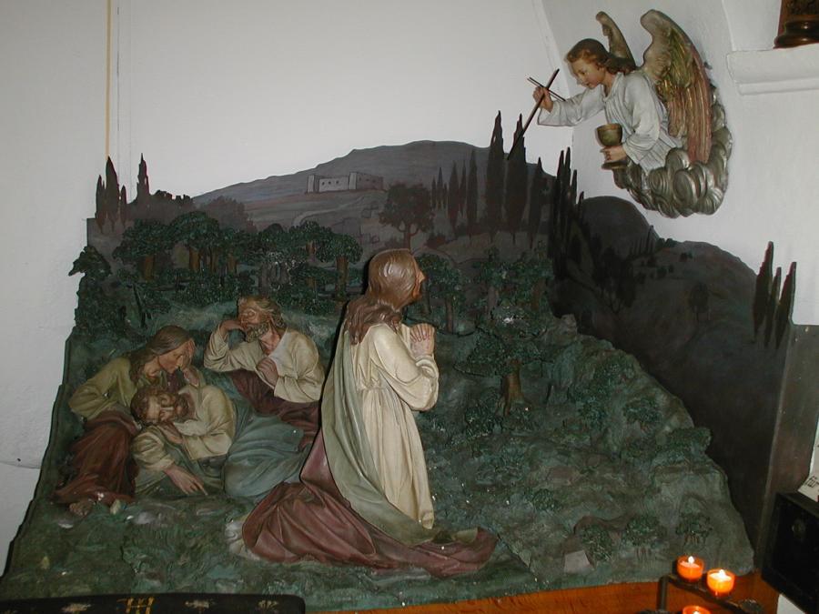 Fatimakapelle Ölberg