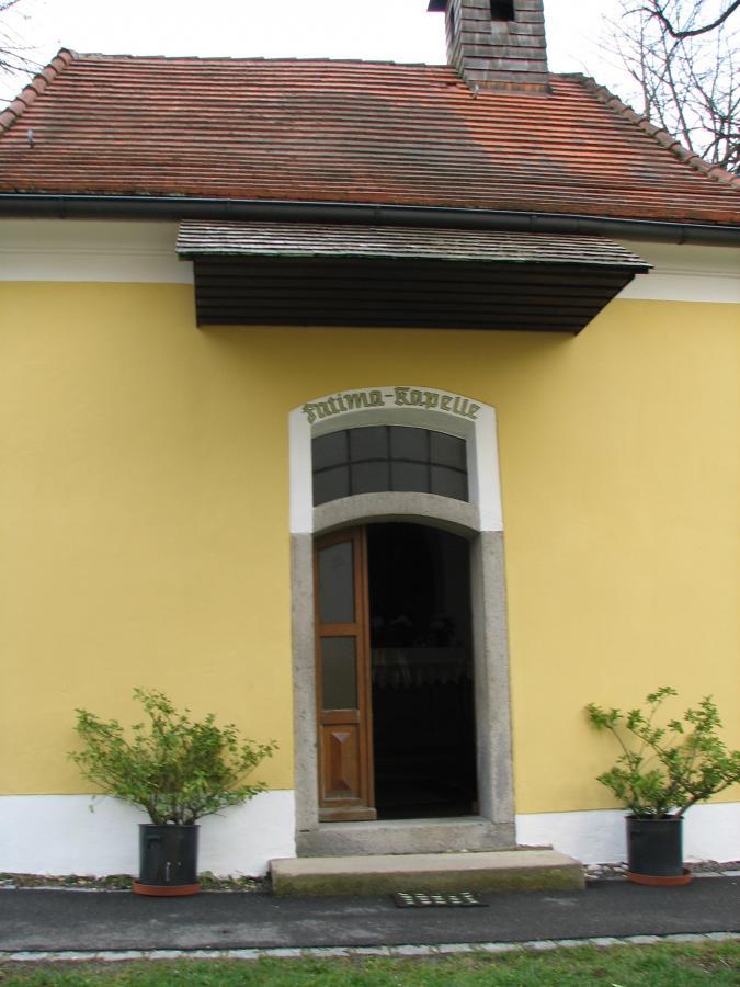 Fatimakapelle Westansicht