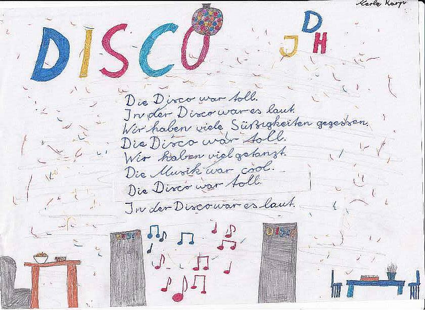 Rondell: Disco