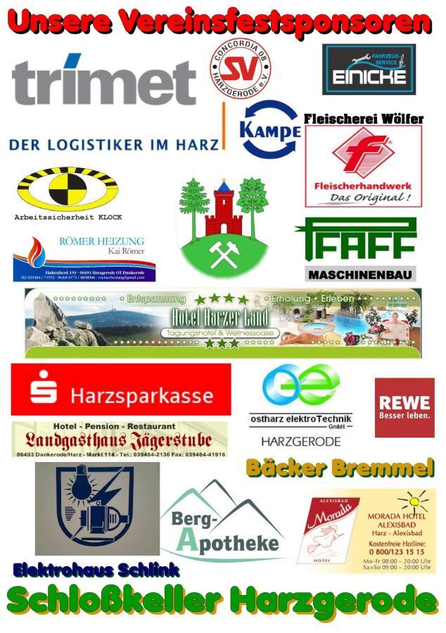 Vereinsfest Sponsoren