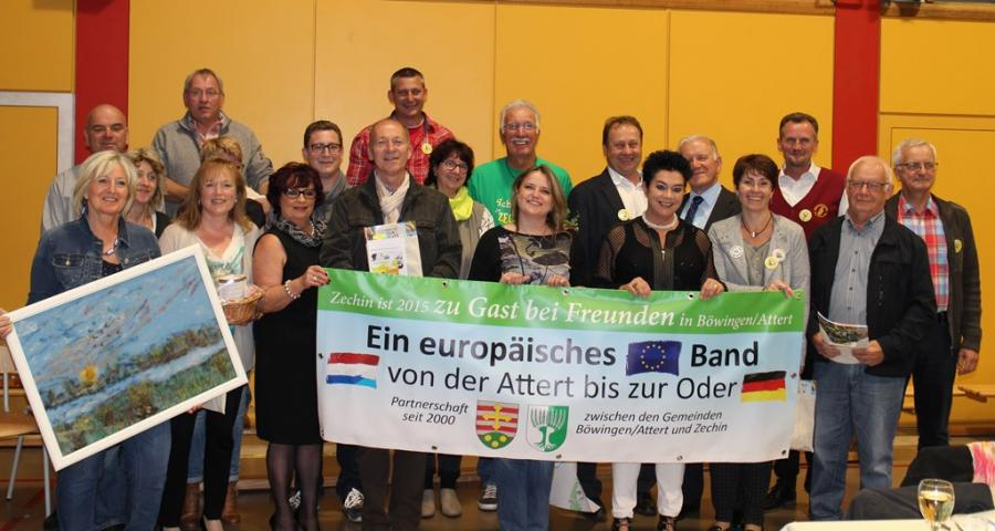 20.06.2015 Ein europäisches Band zwischen Freunden