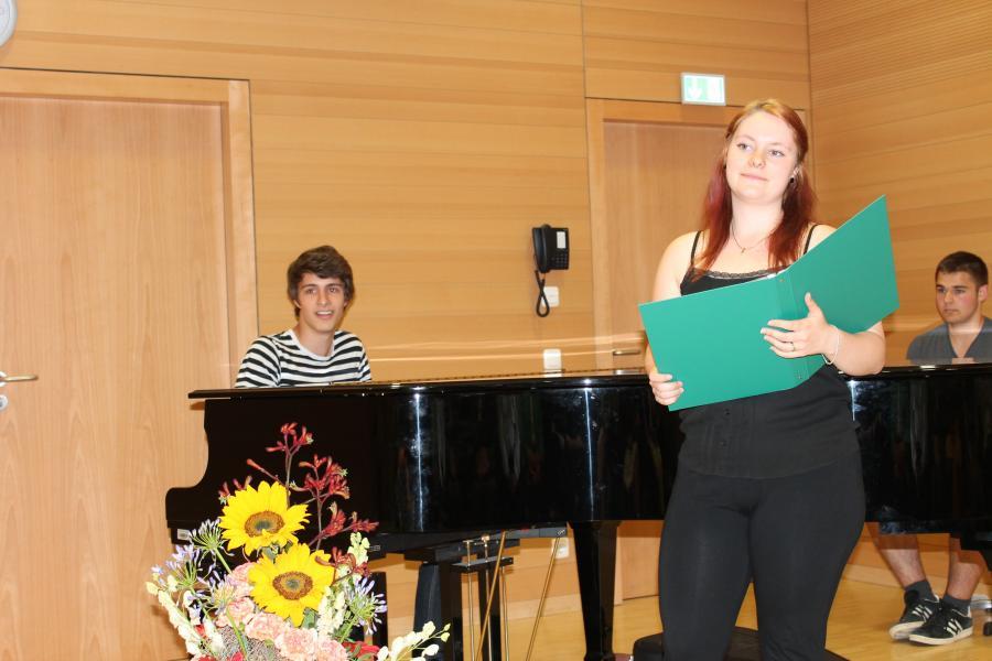 Julia und Friedrich