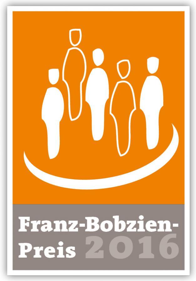 Logo Franz-Bobzien-Preis 2016