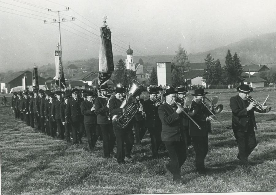 Martiniritt Blaskapelle 1990