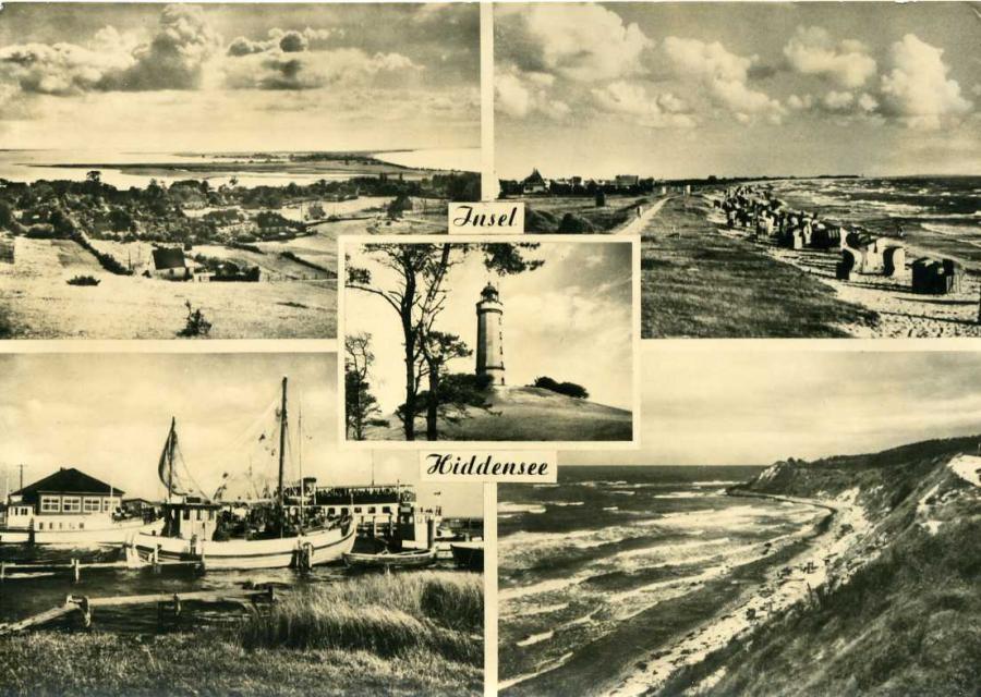 Insel Hiddensee