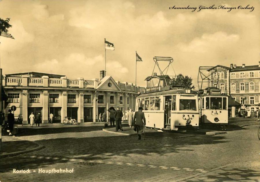Rostock Hauptbahnhof