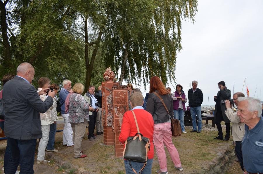 Bustour 29.09.2016 - Fischereierlebnispfad Dierhagen