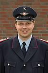 Ortsbrandmeister Frank Weber