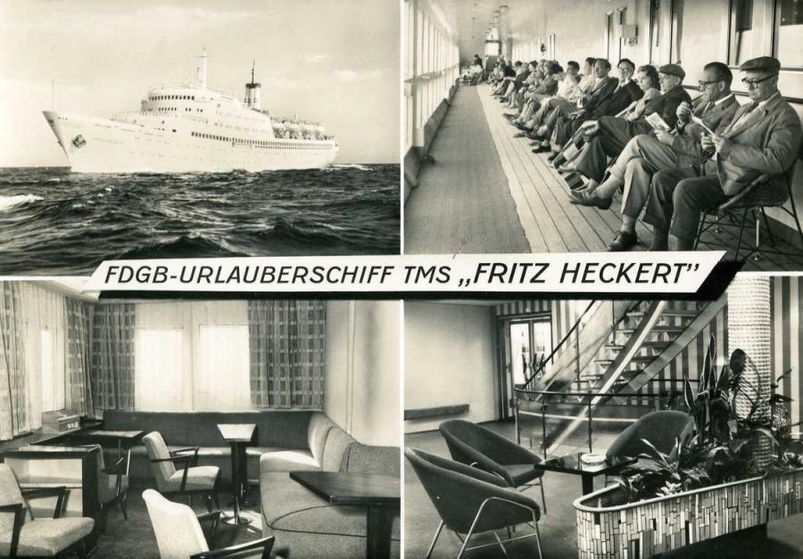 FDGB-Urlauberschiff TMS