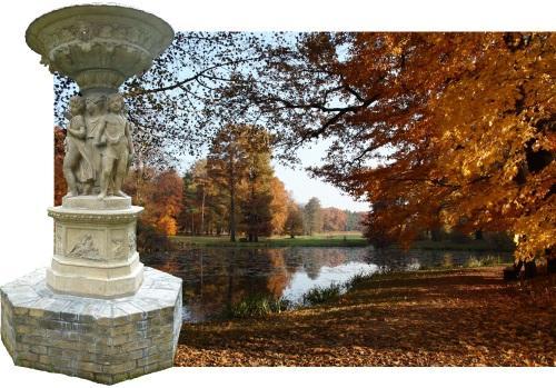 Reuthener Park und Apostelstein