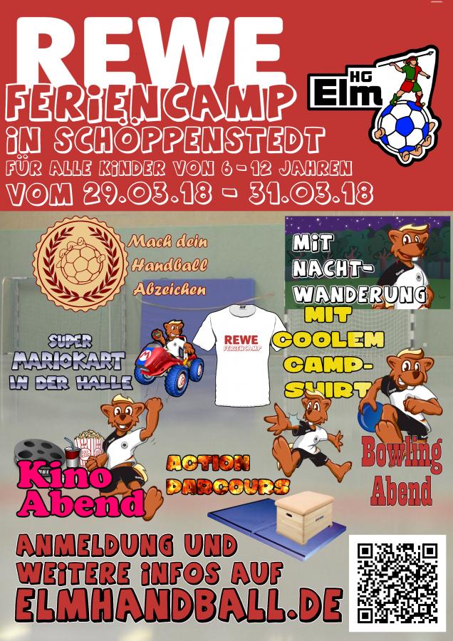 Feriencamp 2018