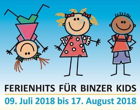 Ferienhits für Binzer Kids