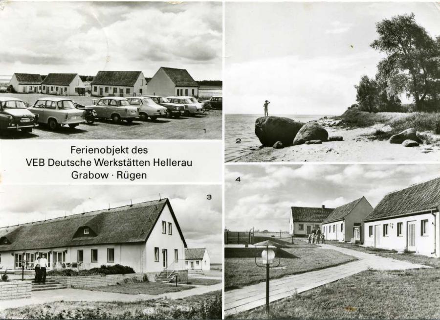 Ferienobjekt Hellerau in Grabow