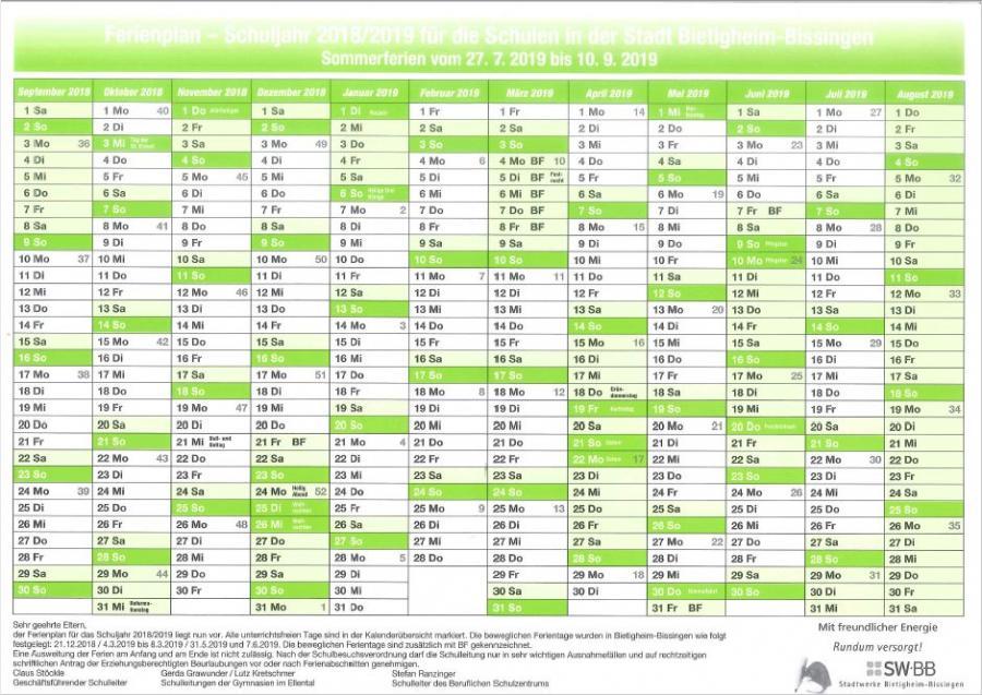 Ferienplan 18_19