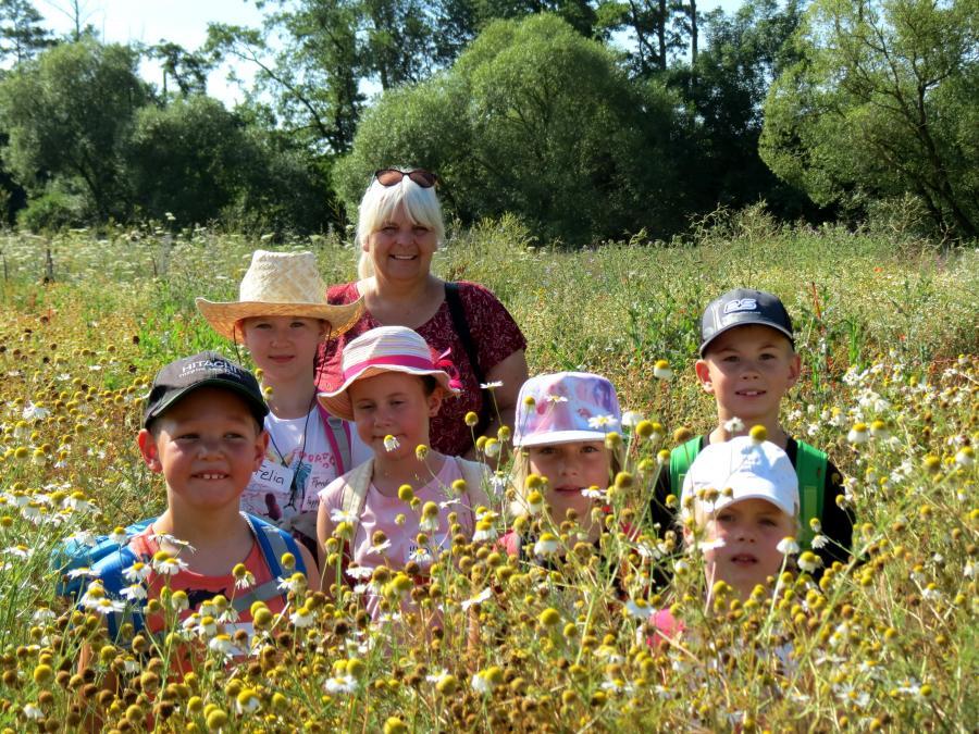 Ferienprogramm der Gemeinde Großenlüder - Naturkundlicher Ausflug mit dem Kultur-, Heimat- und Geschichtsverein