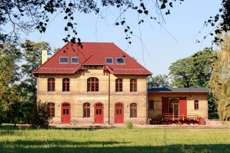 Ferienwohnung - Alter Bahnhof Werder