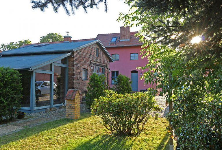 Ferienwohnung Alte Schmiede - Kloster Zinna