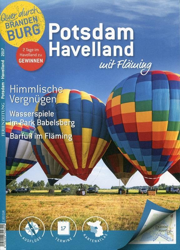 Ferienzeitung Potsdam-Havelland 2017