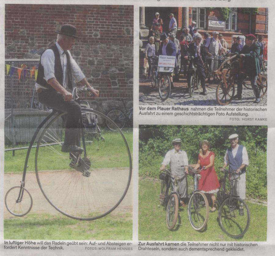 Fotos vom Fahrradfest