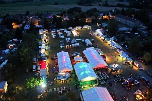 Festplatz 2014