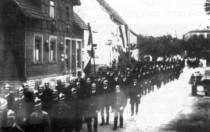 Festumzug der Freiwilligen Feuerwehr von 1926 (Heilbronner Straße)