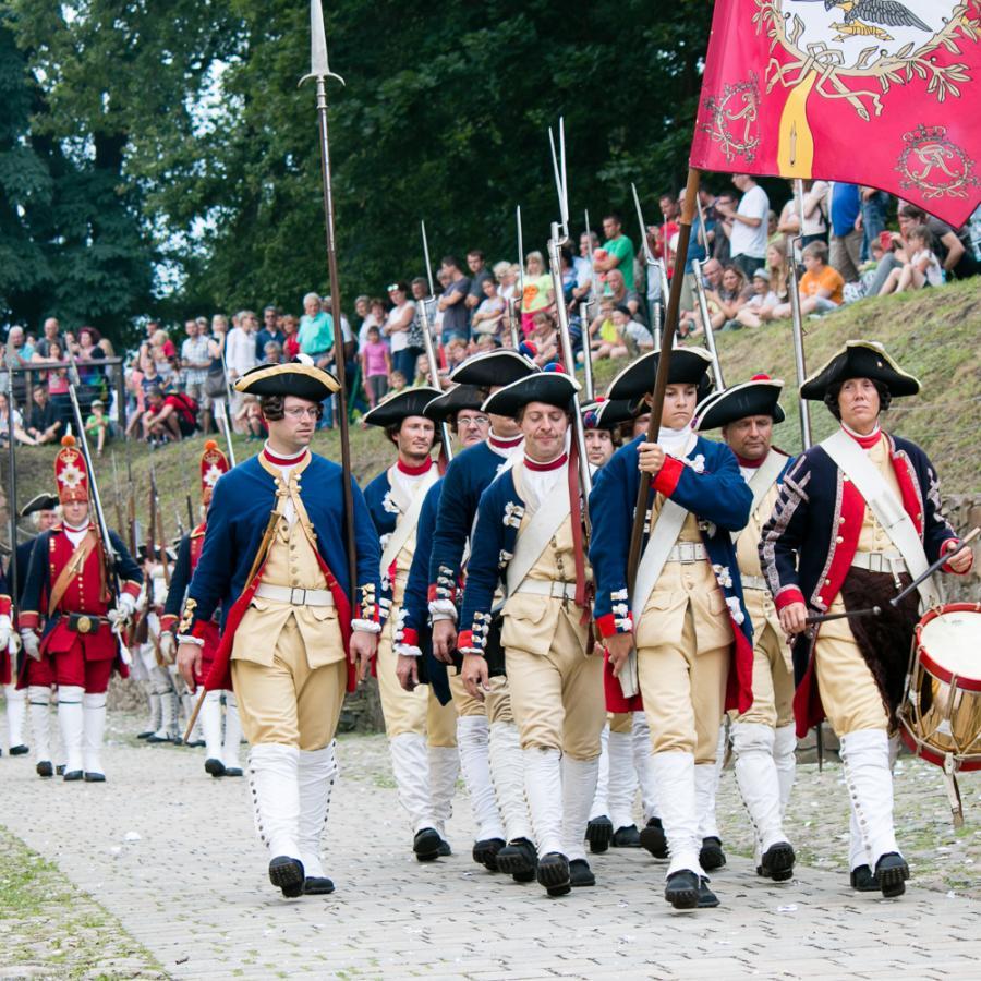 Festungsspektakel 2017 Foto- Museum OSL