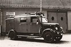 Löschfahrzeug 50er Jahre